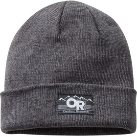 Outdoor Research Juneau Beanie, charcoal heather
